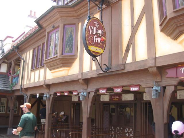 the friars nook fantasyland magic kingdom vacation