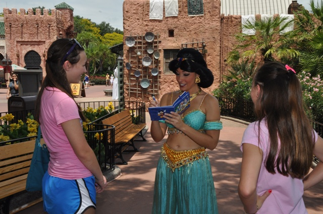 Jasmine Morocco Epcot World Showcase Vacation Pictures Disney - Morocco vacation