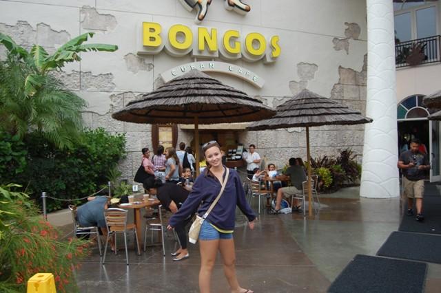 Bongos Cuban Cafe Westside Downtown Disney Vacation