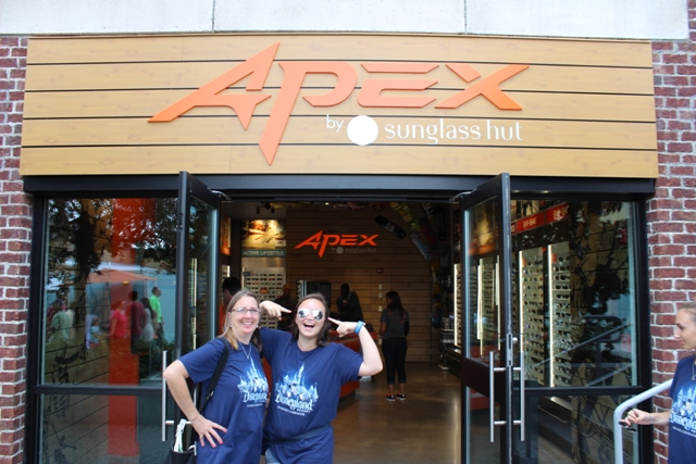 974adfd20f Apex by Sunglass Hut The Landing Downtown Disney Vacation Pictures Disney  World Live Suchart Family Disneyworld Vacation Pictures Suchart Family  Disney ...