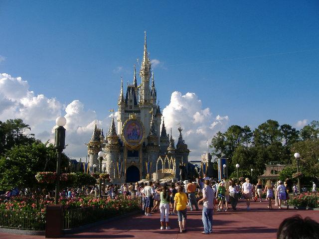 Cinderellabration Cinderella Castle Magic Kingdom Vacation
