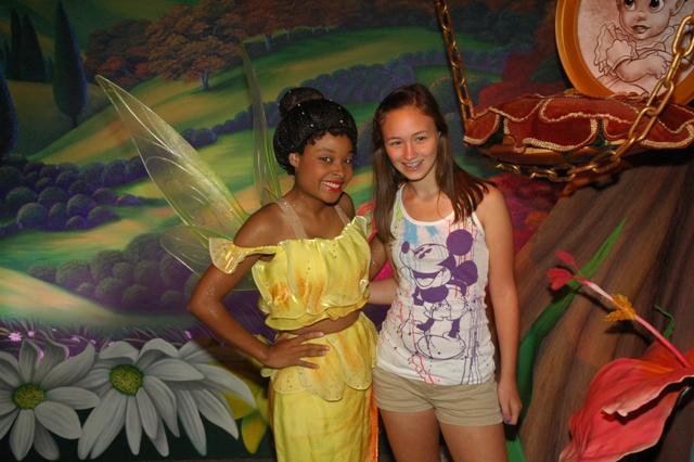 Iridessa the Fairy Pixie Hollow Toontown Magic Kingdom ...